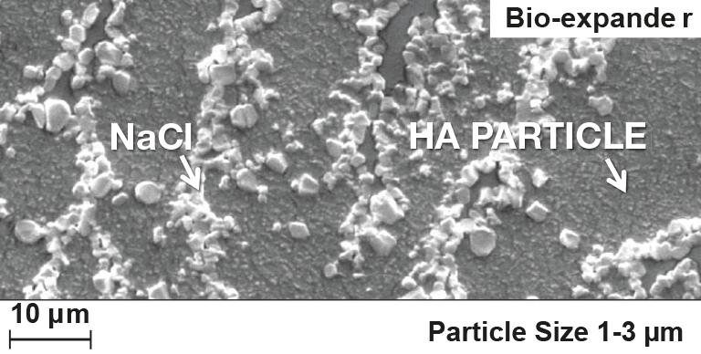 bio-expander ha particle